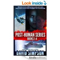 Post-Human Series Books 1-4 review
