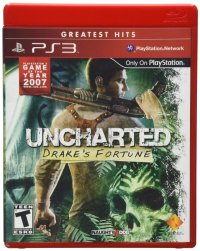Uncharted: Drake's Fortune game review