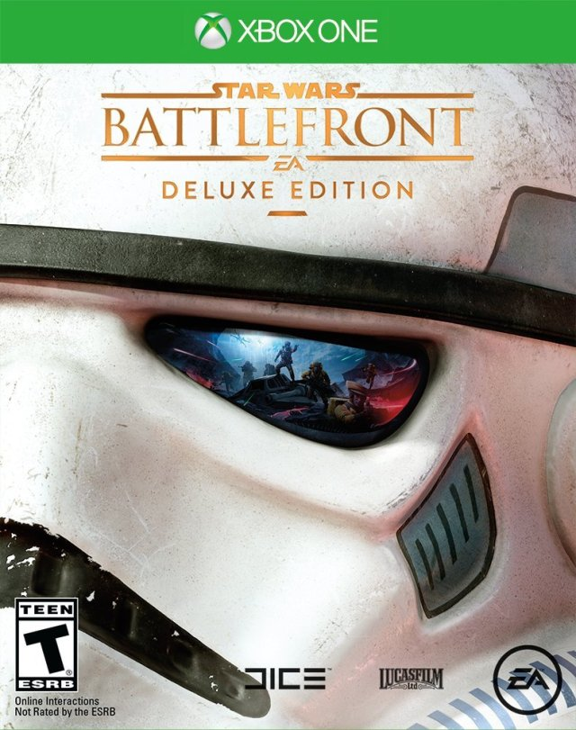Star Wars Battlefront game review