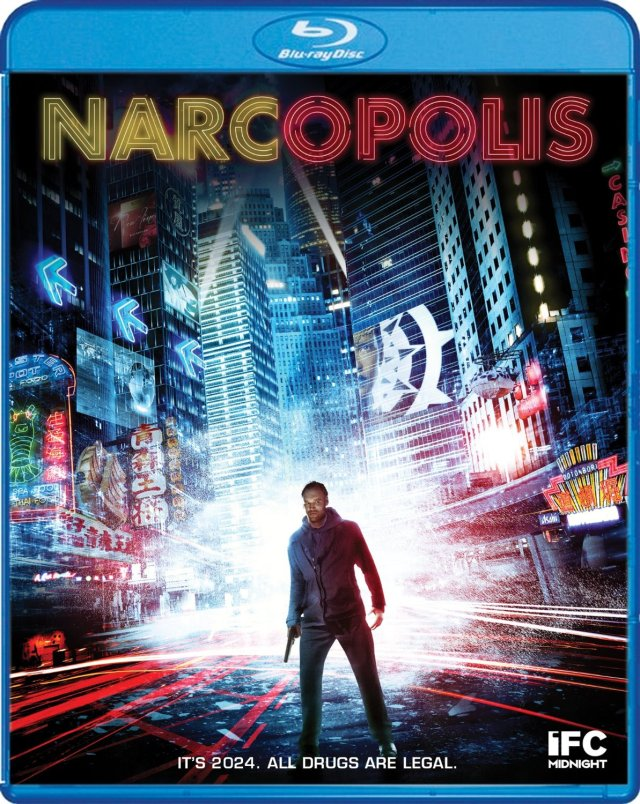 Narcopolis review