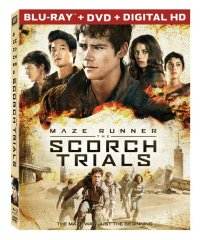 Maze Runner: The Scorch Trials review