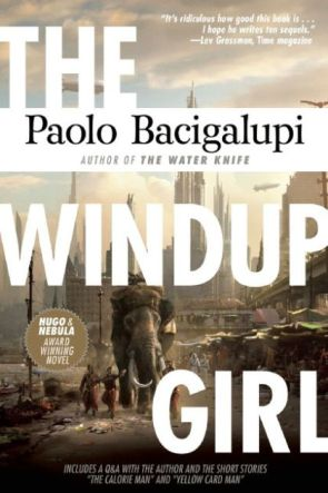 The Windup Girl review