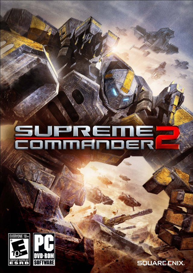 Supreme Commander 2 game review