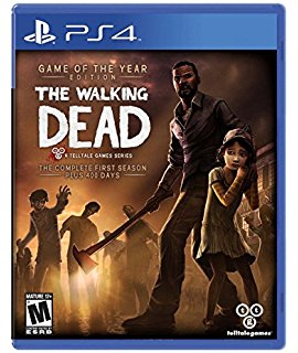 The Walking Dead: A Tell Tale Game game review