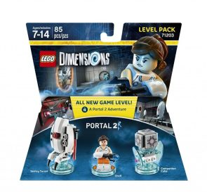 LEGO Dimensions: Portal 2 Level Pack game review