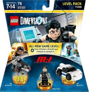 LEGO Dimensions: Mission Impossible Level Pack game review