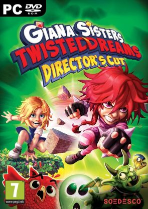 Giana Sisters: Twisted Dreams game review