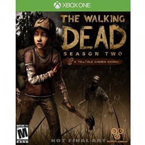 The Walking Dead Season Two Video Game game review