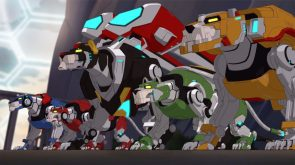 Voltron Legendary Defender Season 3 review