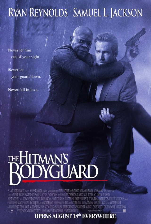 The Hitmans Bodyguard review