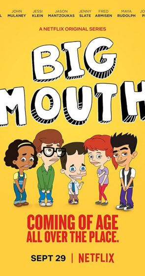 Big Mouth review