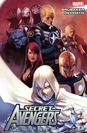 Secret Avengers Vol 1 Mission to Mars review