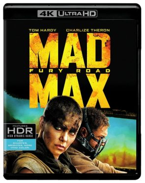 Mad Max Fury Road 4k review