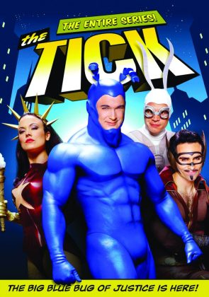 The Tick 2001 review