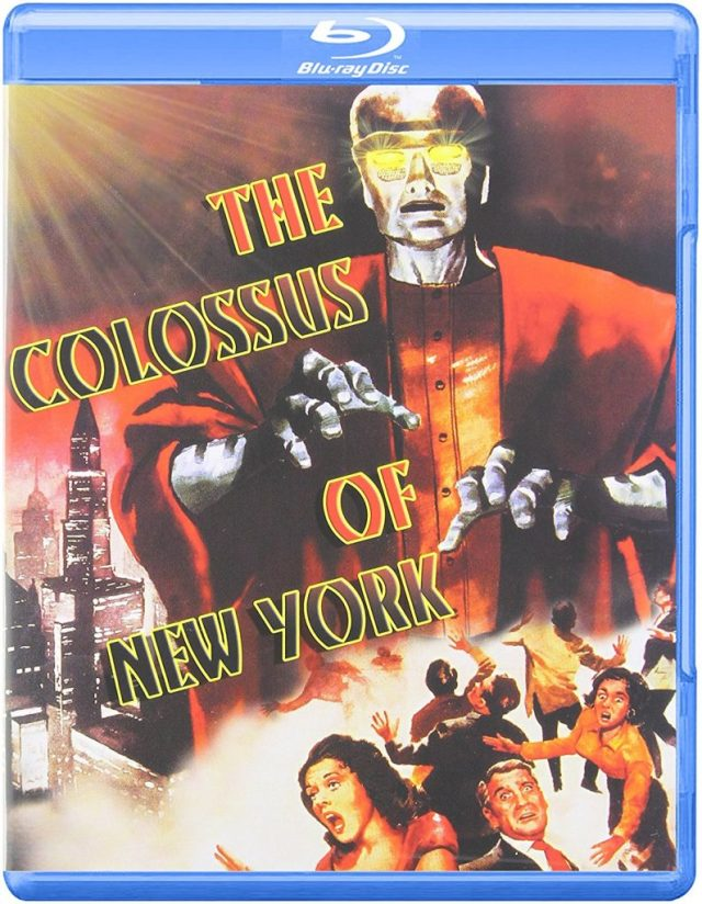 The Colossus of New York review