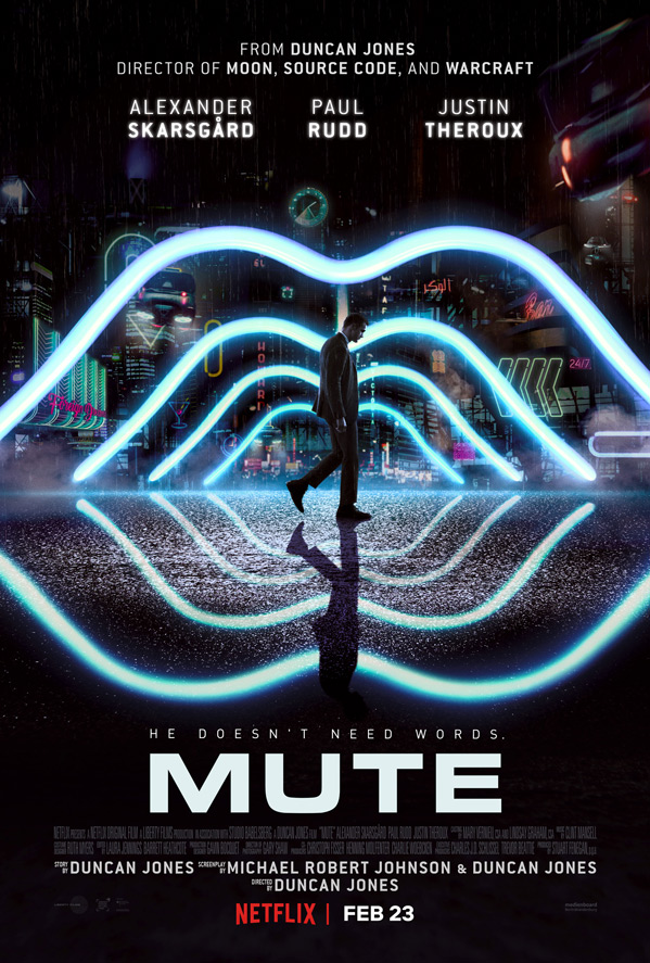 Mute review