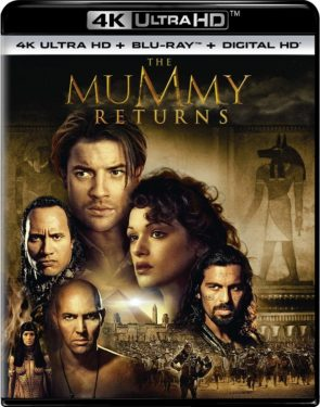 The Mummy Returns review