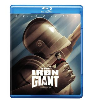Iron Giant Signature Edition review