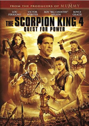 The Scorpion King 4 Quest for Power review