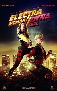 Electra Woman and Dyna Girl review