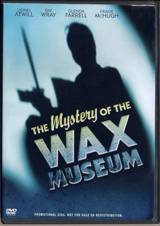 Mystery of the Wax Museum review