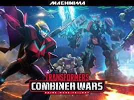 Transformers The Combiner Wars review