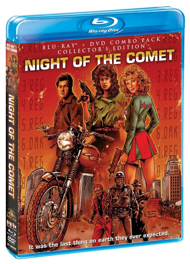 Night of The Comet review