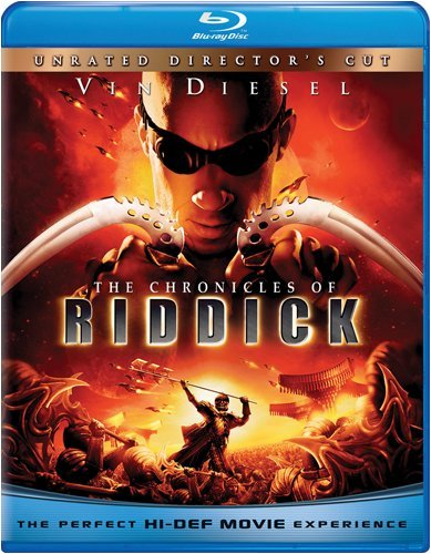 Riddick unrated directors cut review