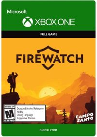 Firewatch game review