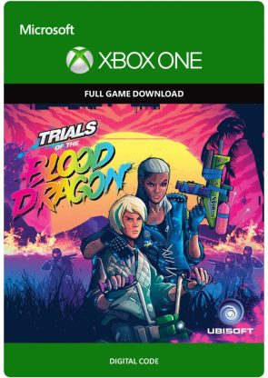 Trials of the Blood Dragon game review