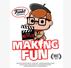 Making Fun The Story of Funko review