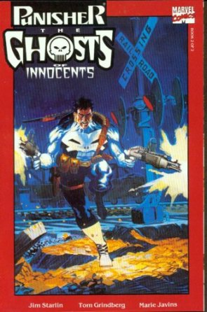 Punisher The Ghosts of Innocents