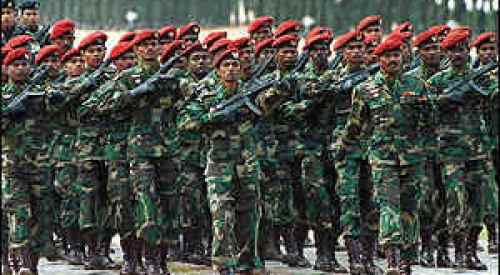 Sri Lanka Urged to Reveal the Name of the Brigadier leading the Notorious Armed Group 'Aava' that terrorize Tamils: TGTE