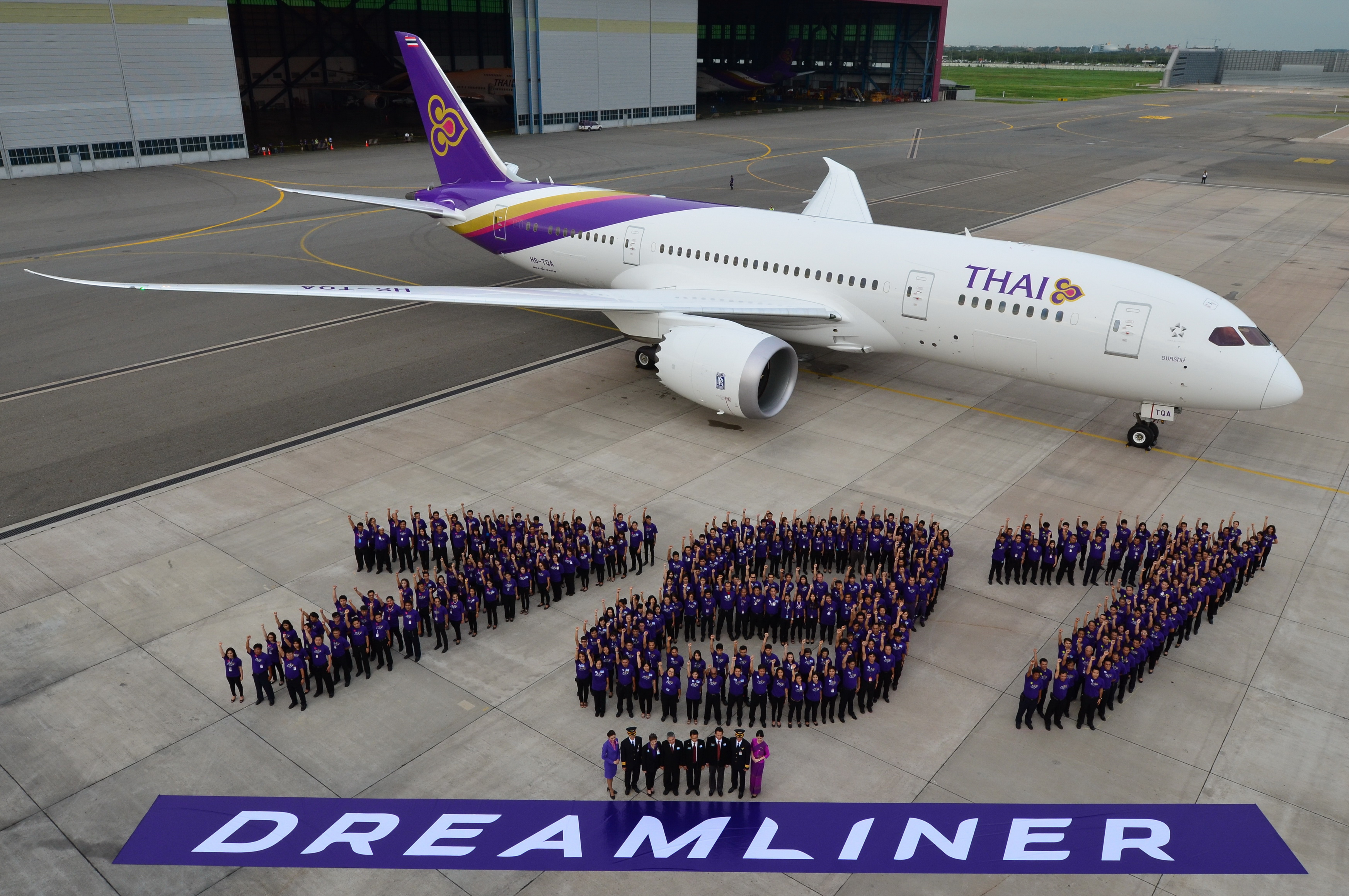Commercial Pilot Wallpaper Hd News Details News Amp Annoucement Thai Airways