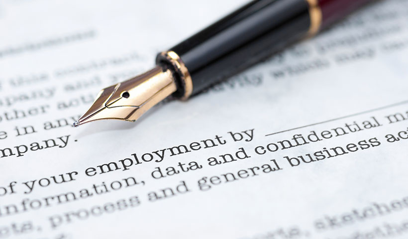 Employment Contracts in Thailand ThaiEmbassy