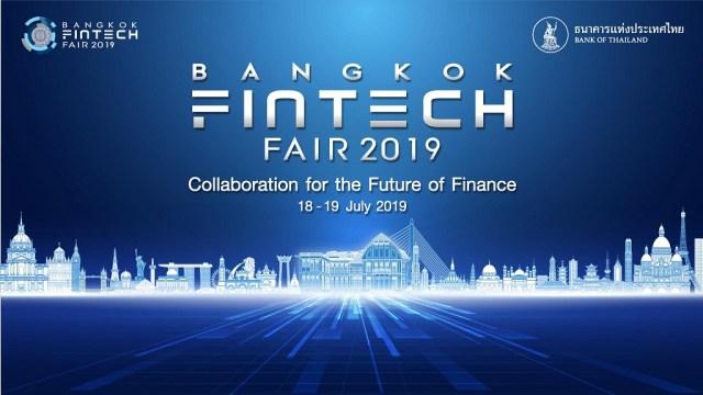 Bangkok FinTech Fair 2019