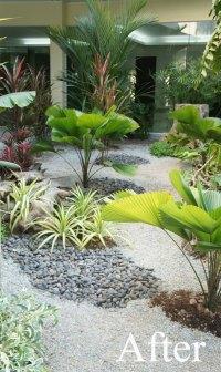 New Japanese 'Zen' Garden for Condo Project - Thai Garden ...