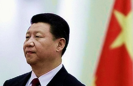 Xi Jinping Chinese Vice President