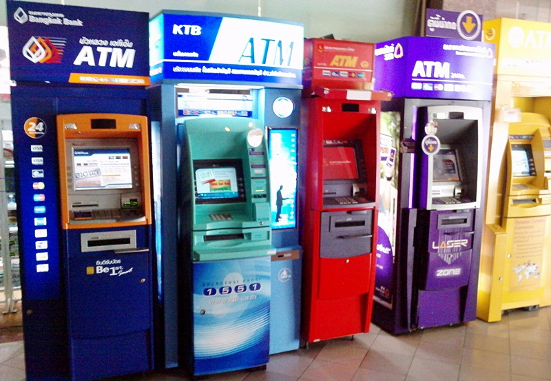 Hackers steal 12 million baht from Government Savings Bank's ATMs