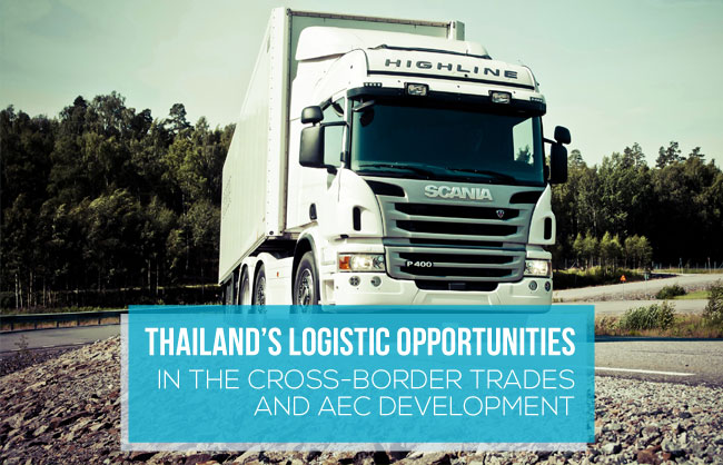 Is Thailand ready to be ASEAN's Logistics Hub ?