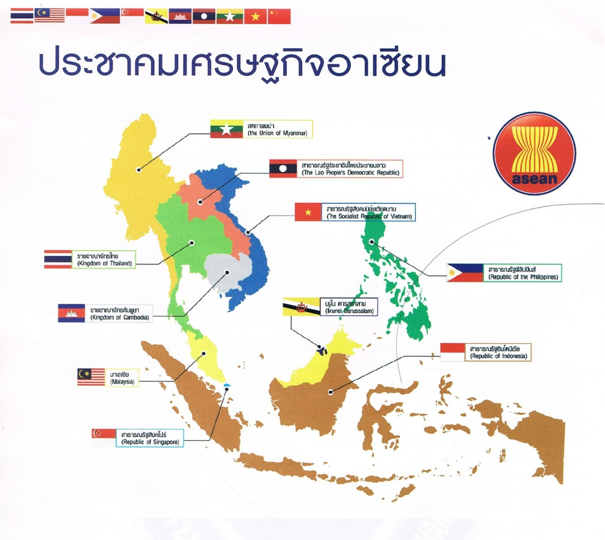 ASEAN and AEC : look beyond 2015