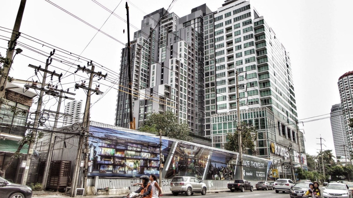 Expatriate apartment market in Bangkok is performing well