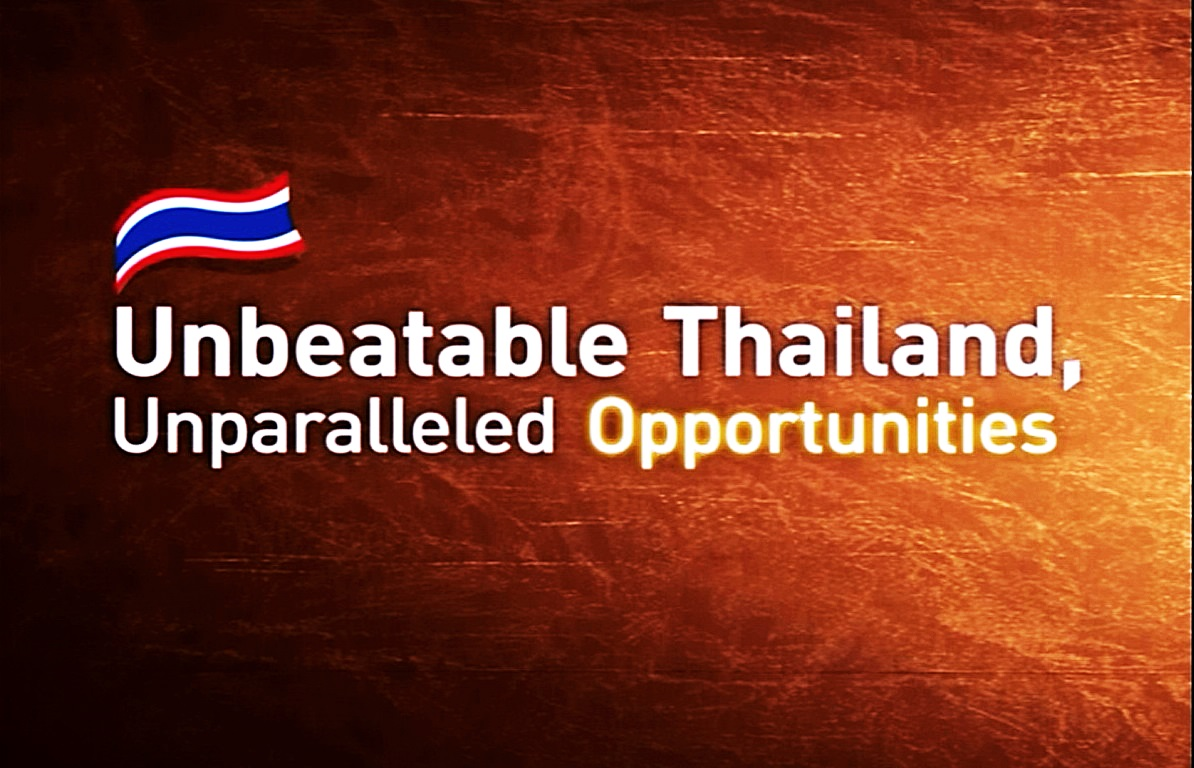Thailand takes steps to boost FDI