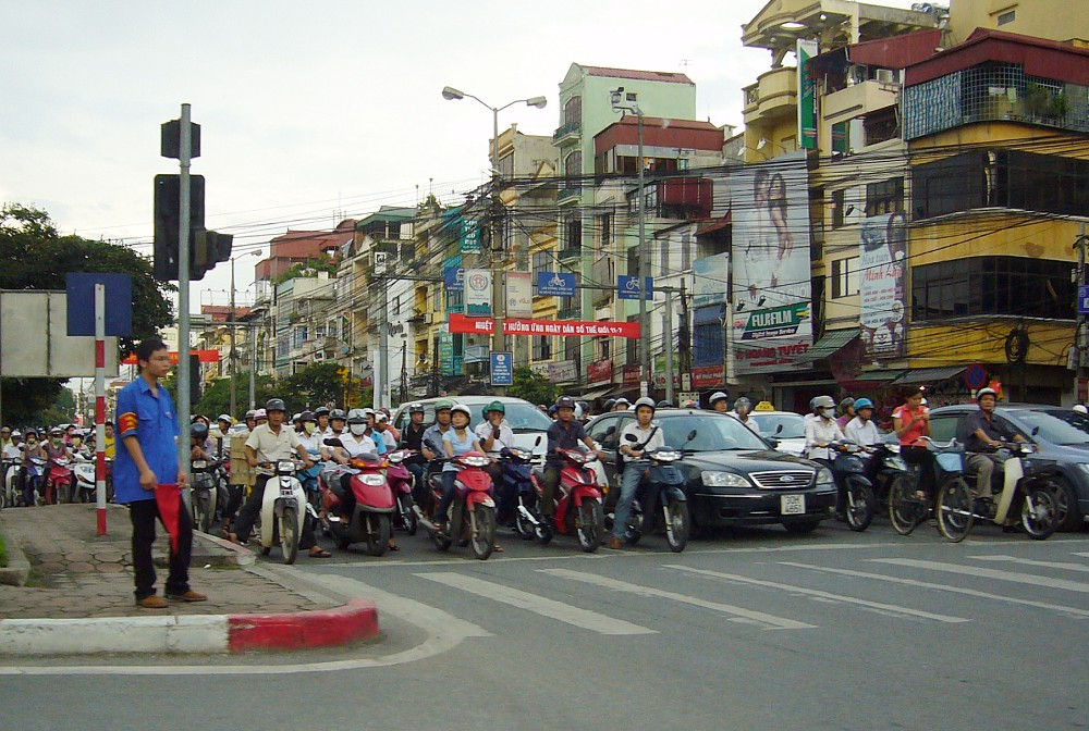 Hanoi 21st most attractive city in software outsourcing