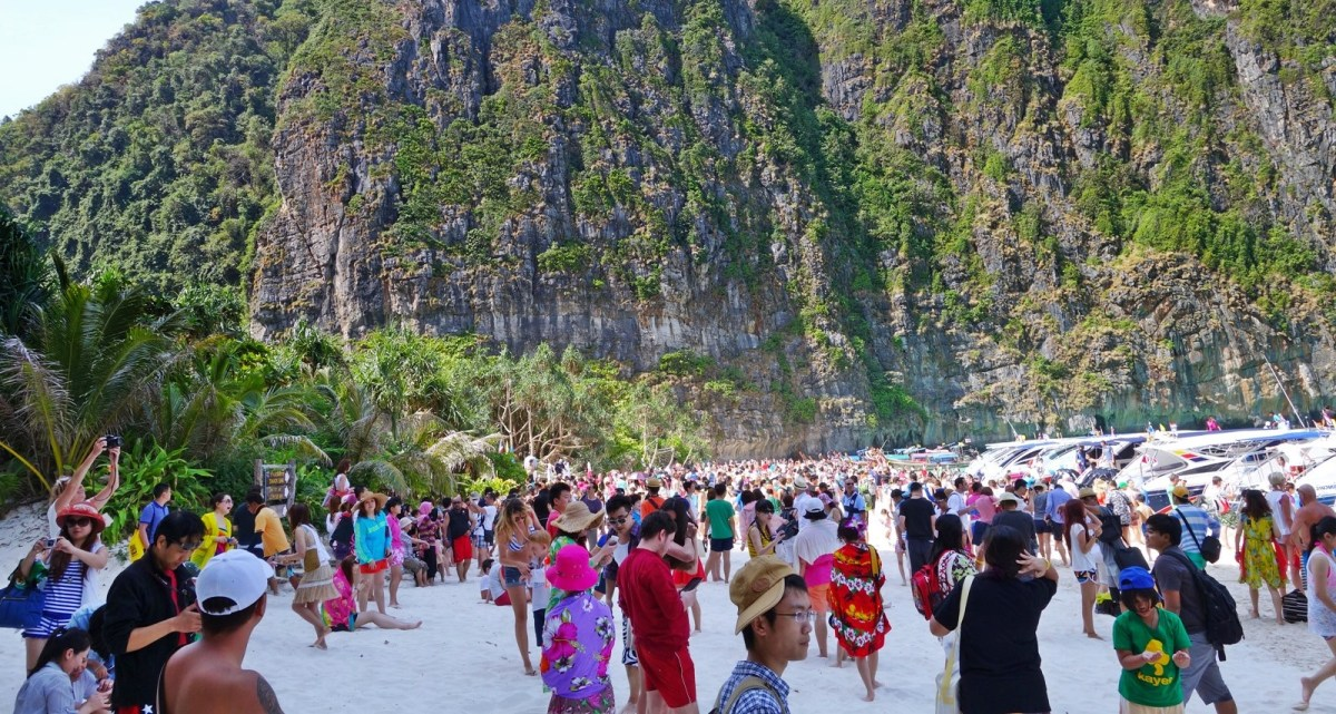 33 million visitors to Thailand throughout 2016. Boon or Bane ?