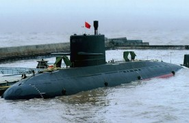 Thai navy seeking approval to buy first submarines in 65 years