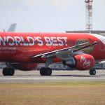 AirAsia plane shudders to a halt in Phuket bomb scare