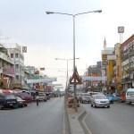 Ayutthaya road collapses