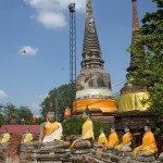 Many sites in Ayutthaya face risk of crumbling