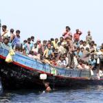 250 Rohingya men swim ashore in Southern Thailand